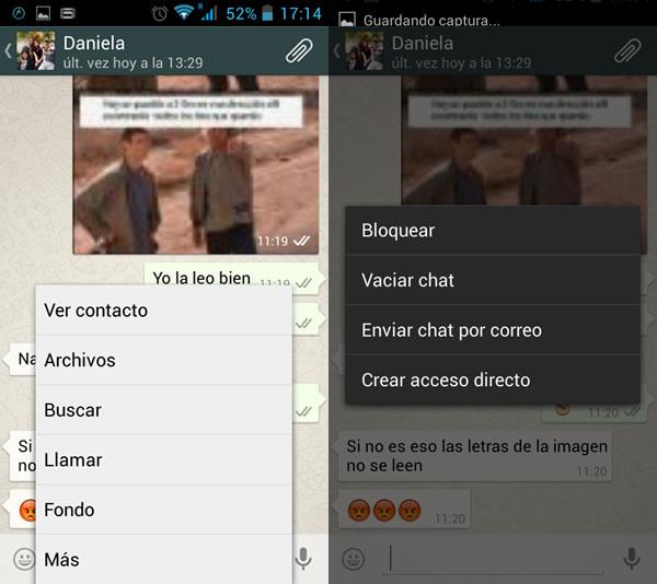 Bloquear y desbloquear contactos en WhatsApp