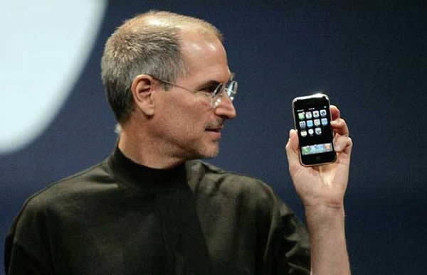 Steve Job iPhone