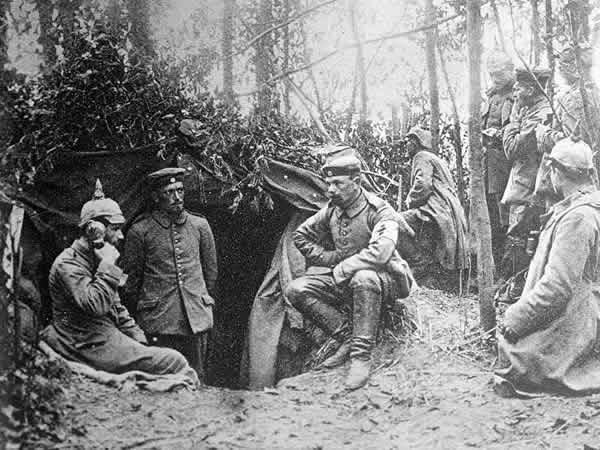 movil primera guerra mundial