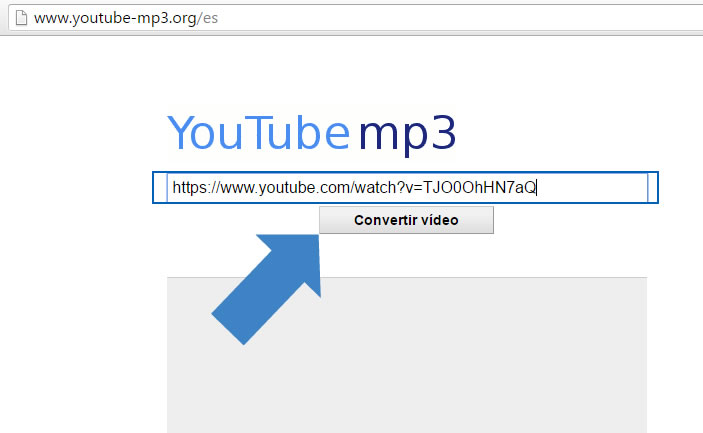 descargar una cancion en mp3 de un video de youtube